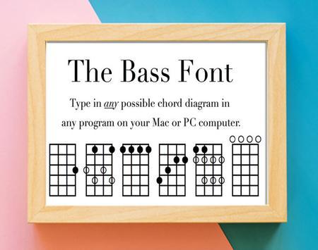 Bass Guitar Chords screenshot 2