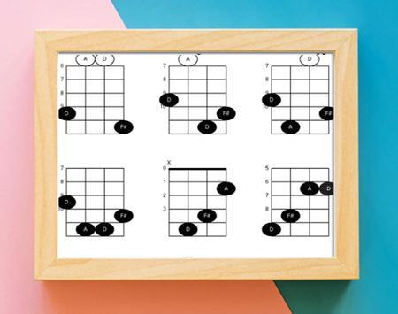 Bass Guitar Chords screenshot 4