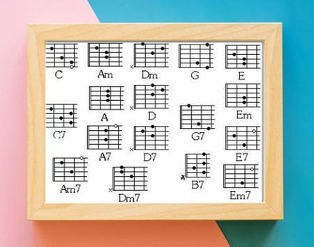 Bass Guitar Chords screenshot 6