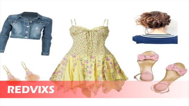 Fashion Dresses Ideas poster