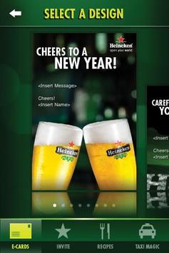 Heineken® Holiday App screenshot 1