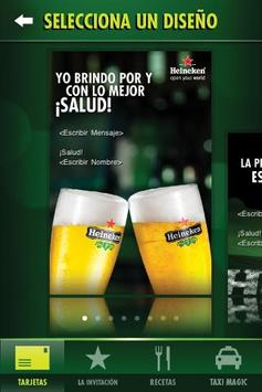 Holiday App de Heineken® screenshot 1