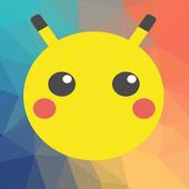 Keep screen ON for Pokemon Go icon