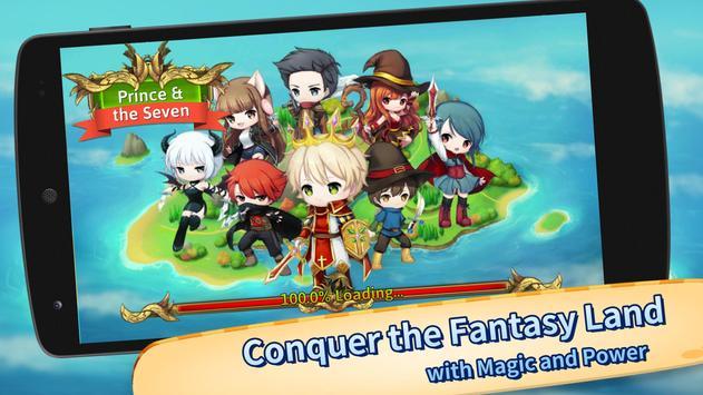 Prince and the Seven apk screenshot