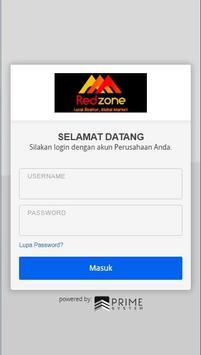 Redzone Indonesia apk screenshot