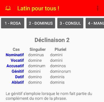 Latin pour tous ! poster