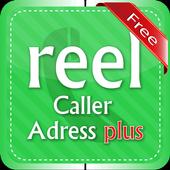 Reel caller Plus-New phonebook icon