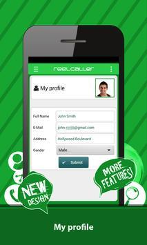 Reel caller Plus-New phonebook apk screenshot