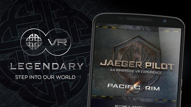 Legendary VR poster