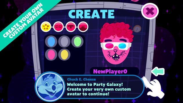 Chuck E. Cheese's Party Galaxy screenshot 14