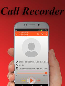 Auto Call Recorder pro 2018 screenshot 2