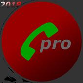 Enregistrement d'appel (free) icon