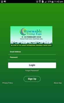 Renewable Energy Expo poster