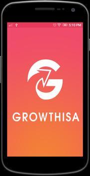 Growthisa poster
