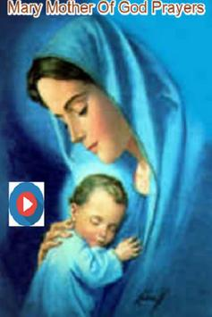 Mary Mother Of God Prayers poster
