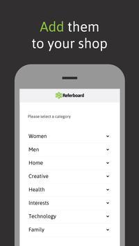 Referboard apk screenshot