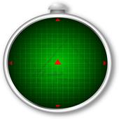 Satellite navigation systems icon