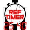 RefereeTimer Pour évaluation أيقونة