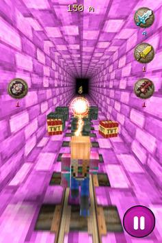 Girls Runner Craft apk screenshot