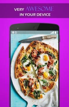 Delicious Homemade Pizzas screenshot 3