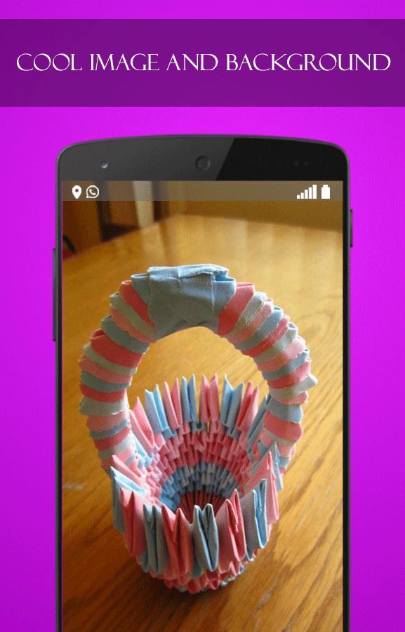 Origami : Bunny Basket - YouTube | 900x577