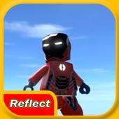 Reflect LEGO Iron Grand City icon