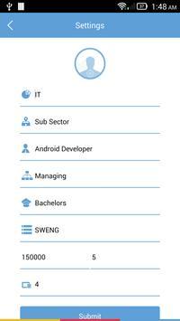 Job Evaluation apk screenshot