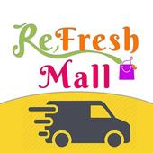 ReFreshMall Online App Fresh Fruits & Vegetables. icon