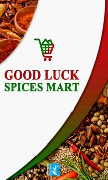 Good Luck Spices Mart poster
