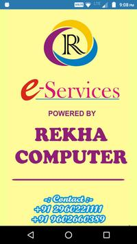 Rekha Computers poster