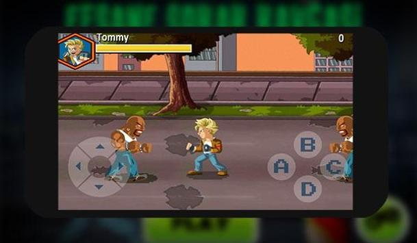 Tommy's Fight screenshot 1