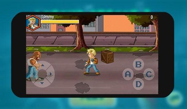 Tommy's Fight screenshot 3