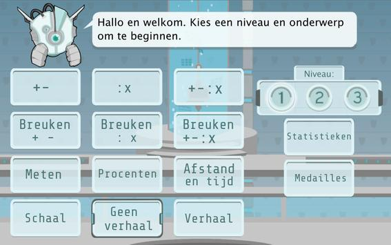 Rekenen:3F Niveau screenshot 2