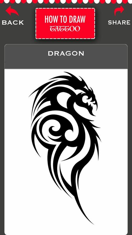Draw Tattoo For Android Apk Download