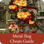 Cheats Guide for Metal Slug icon