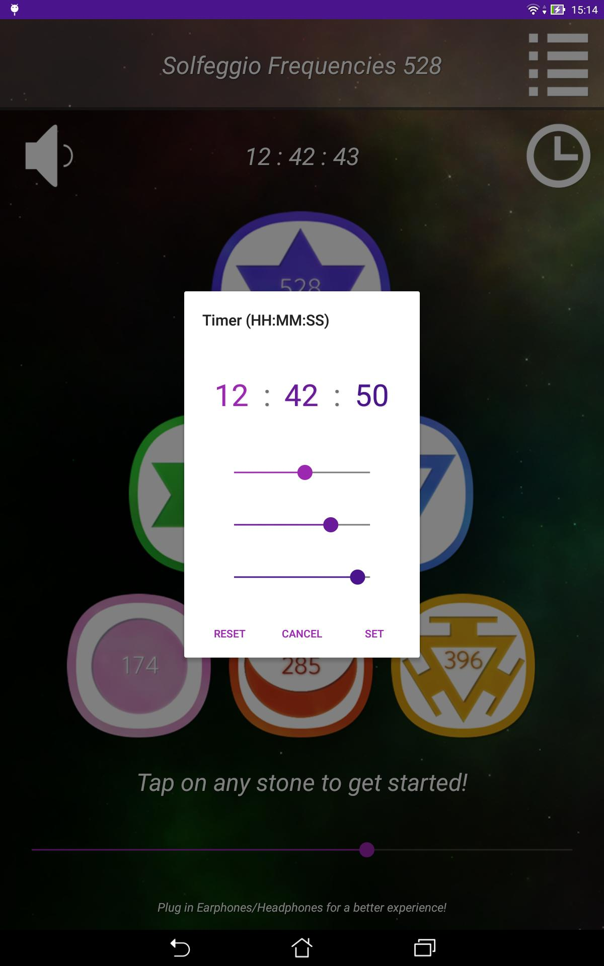 Solfeggio Frequencies 528Hz for Android - APK Download
