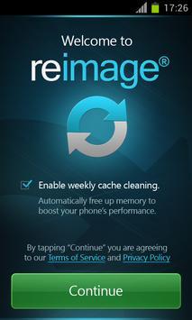 Reimage Cleaner screenshot 1