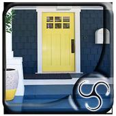 Modern Back Door House icon