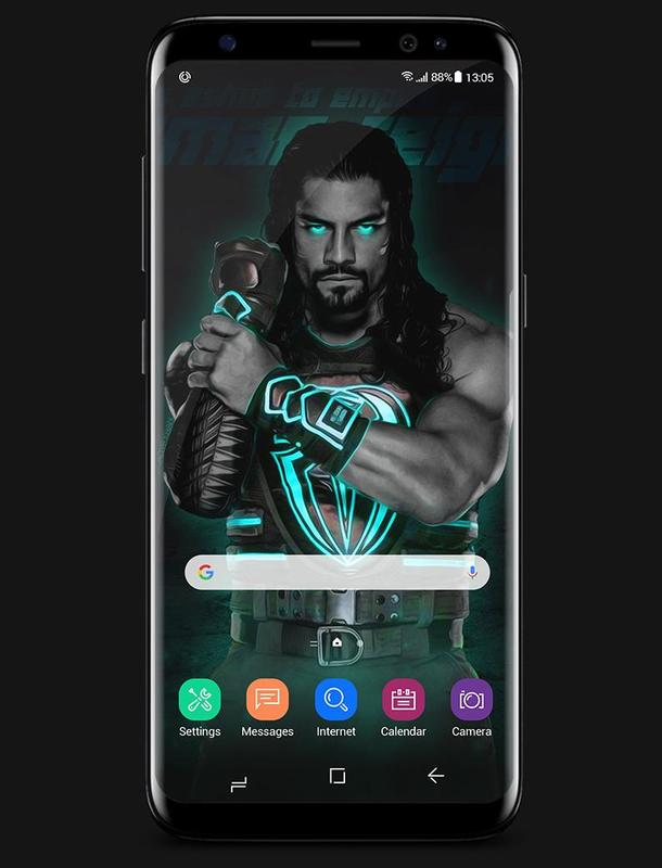 Roman Reigns Hd Wallpapers 2018 For Android Apk Download