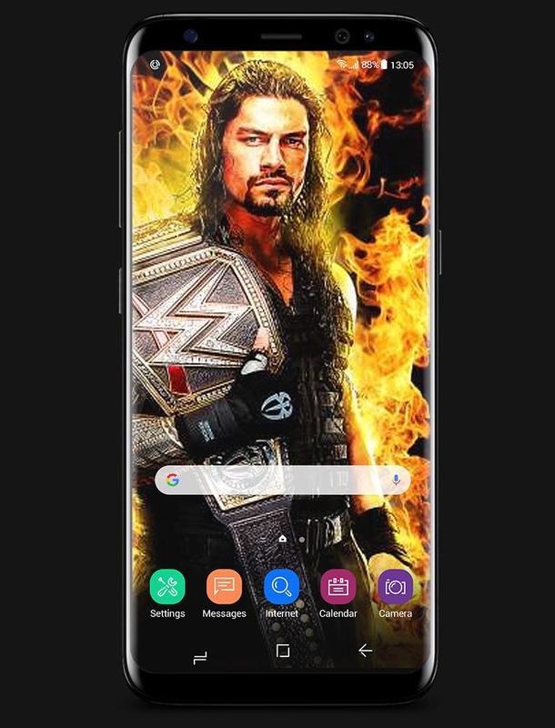 Roman Reigns Hd Wallpapers 2018 Für Android Apk Herunterladen