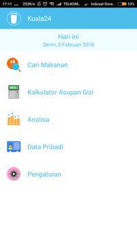 Kuala24 screenshot 1