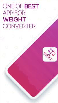 Weight Converter poster