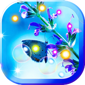 Butterfly Best live wallpaper icon