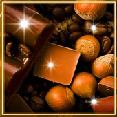 Chocolate Best live wallpaper icon