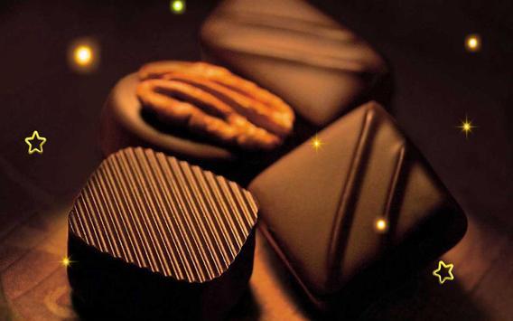 Chocolate Best live wallpaper apk screenshot