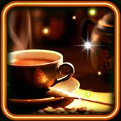 Coffee Best HD live wallpaper icon