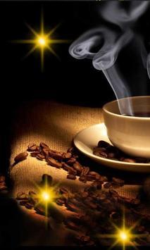 Coffee Best HD live wallpaper poster