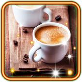 Coffee Free live wallpaper icon