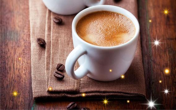 Coffee Free live wallpaper apk screenshot