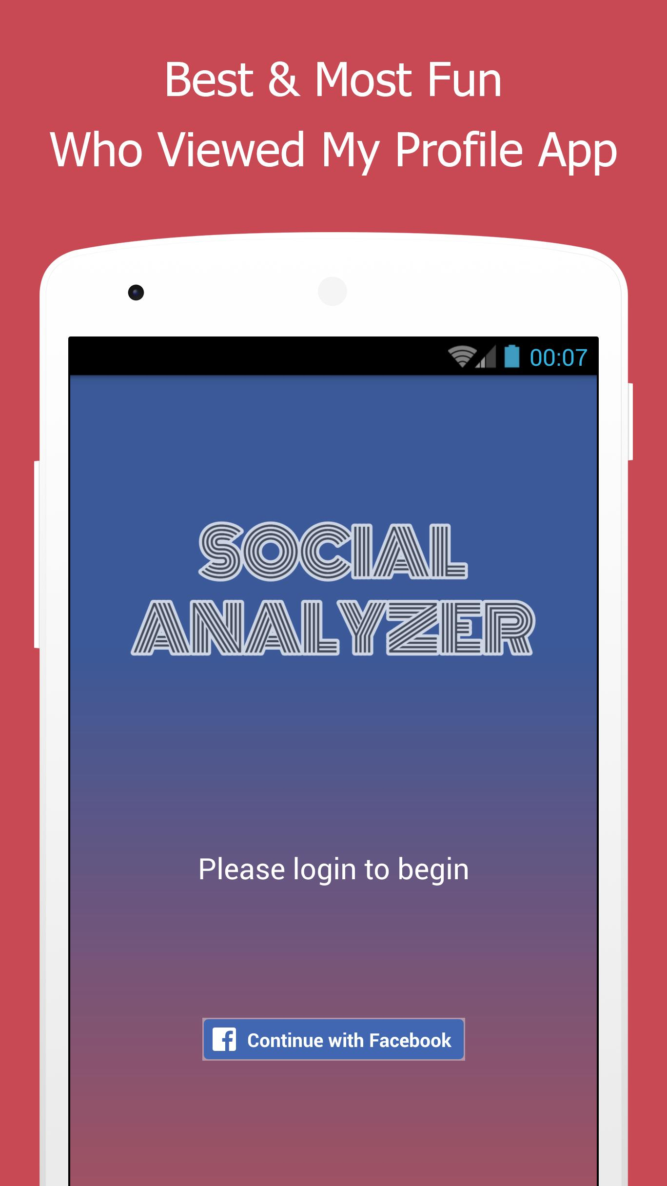 Who Viewed My Facebook Profile Stalkers Visitors For Android Apk Download
